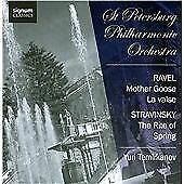 Ravel: Mother Goose; La Valse; Stravinsky: The Rite of Spring (2013)