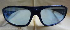 Damen & Herren Sonnenbrille Benetton Sunglasses Brille Blau Sportbrille