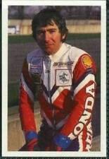 Scarce Trade Card of Joey Dunlop, Motor Cycling 1986