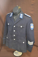 NICE WWII TYPE  EAST GERMAN DDR TRAFFIC POLICE TRAPO OFFICER UNIFORM TUNIC