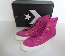 CONVERSE Ladies Chuck Taylor All Star Pink Lace New Casual Shoes Trainers Size 5