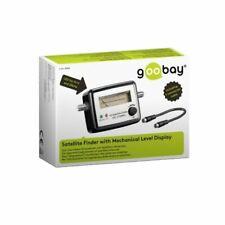 Goobay Satellite Finder - Measurer of Signal SAT
