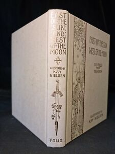 2000 East of the Sun & West of the Moon KAY NIELSEN Folio + Slipcase ILLUSTRATED