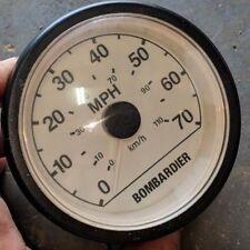 Sea doo islandia speedster MPH speedo speedometer gauge gage display 204470561