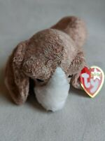 """Beanie Babies """"Sniffer with Tag Errors"""""""