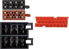 Autoleads AUDI CABRIOLET coche Cd Estéreo Amplificado ISO Auto Cable Adaptador pc9-409
