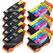 8 PK INK Compatible with Dell Series 24 For P713W V715