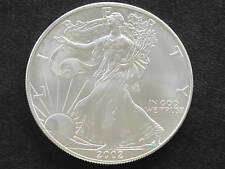 2002 Liberty Walking American Silver Eagle Dollar Coin