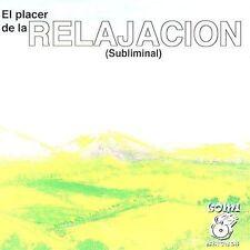 Various Artists : Relajacion...El Placer de la (subliminal CD