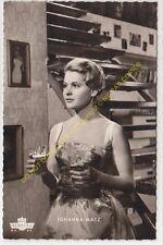 RPPC PHOTO STAR JOHANNA MATZ Foto WESEL BEROLINA FILM