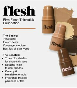Firm Flesh Thickstick Foundation by Revlon New in Box, Pick Your Shade