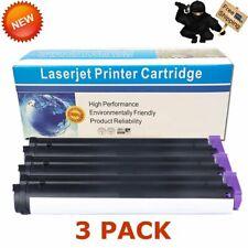 3 PK B410 Toner Cartridges For Okidata B410D B420 B420DN B430 B430DN B440 B440DN