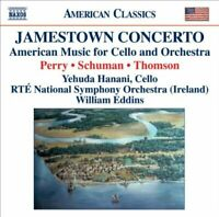 Perry/Schuman/Thomson - Jamestown Concerto; American Music for Cello [CD]