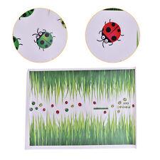 Green Jade Grass Removable  Wall Sticker Room Decoration Wall Sticker New VS