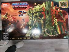 Mega Construx Pro Builder Masters of The Universe Castle Grayskull
