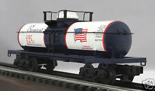 Vintage Industrail Rail IDM 6006 O27 Tank Car US Chemical USC 2671