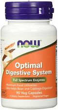 NOW Optimal Digestive System,90 Veg Capsules