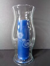 Cadillac La Salle Club Collector Candle Lamp Decorative Glass Car Logo 11.5""