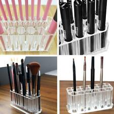 1pc 26 Holes Acrylic Clear Cosmetic Makeup Brush Holder for Daily Use Home Women