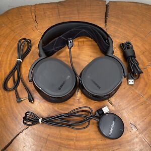 SteelSeries Arctis 7 Wireless DTS Headphone Gaming Headset for PC & PlayStation