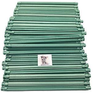 "200 Knex Metallic Green 5-1/8"" Rods - Standard K'nex Parts Lot"