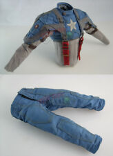 1/6 Hot toys Captain America The First Avenger MMS156 - Jacket + Pants Set