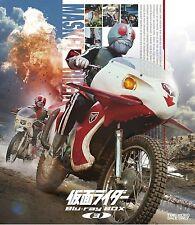 KAMEN RIDER HD Remaster - High quality  Japanese original Blu-ray BOX VOL.3