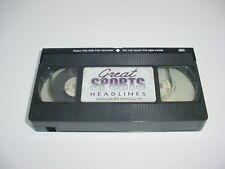 Sports VHS Tapes