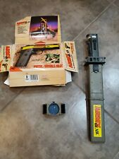 VINTAGE 1988 LEWIS GALOOB ARMY GEAR MACHETE With SHEATH OBSERVATION TOWER