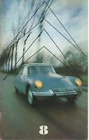 LE DOUBLE CHEVRON 8 1967 TOUR DU MONDE EN CITROEN 2CV CITROEN DS MONTE CARLO