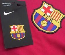 Nuevo Para Hombre Nike Fc Barcelona NSW Fz pista Chaqueta Top Barca Informales Gimnasio Ltd Edition