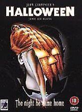 Halloween DVD (2001) Donald Pleasence, Carpenter (DIR) cert 18 Amazing Value