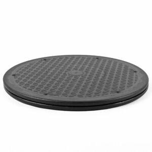 Rotating Craft Platform Stand Cake Decorating Turntable Revolving Spinning Plate