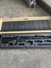 A&K Full Metal SR-25 Airsoft AEG Rifle (Fixed Stock) Brand New