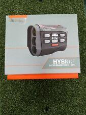 New Bushnell HYBRID Golf Laser Rangefinder * GPS