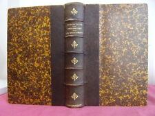 Médecine. Georges Hayem Leçons de Thérapeutique: les médications. 1893