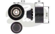 GATES Polea inversión/guía, correa poli V BMW Serie 1 RENAULT OPEL T36380