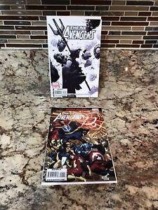 New Avengers # 53 Set VARIANT 1st Brother Voodoo Sorcerer Supreme NM Lot