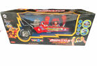 """WowWee Red ThunderMax Ken Albana 22""""  RC Dragster New In Package NIP Damaged Box"""
