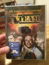 The A Team Complete Series Dvd Box Set Brand New Factory Sealed