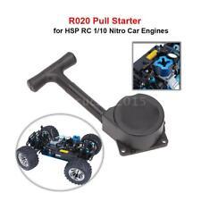 Cuerda de arranque motor de vehículo coche de RC 1/10 Nitro Hot R020 parte herramienta 1st clase de Reino Unido