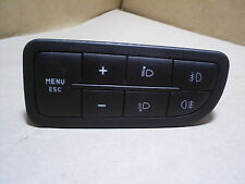 (999289) Fiat Grande Punto Headlight switch front fog type