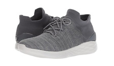 Skechers Men's Go Strike- Perform Running Sneakers, Charcoal
