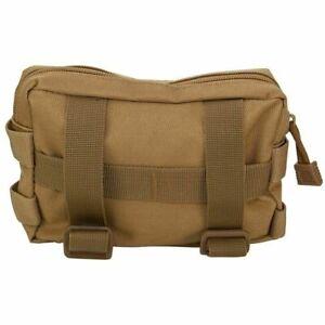 Men Tactical Pouch Edc Multi-Purpose Belt Waist Pack Bag Utility Phone Pocket UK