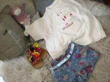 TraumkombiMango Shorts mitBobo Choses Shirt -6 - 8 Jahre116 128 - NEU