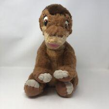 "Land Before Time Brown 16"" Littlefoot Dinosaur Stuffed Plush Toy"