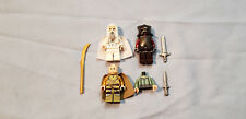 Lego Lord of the Rings Minifigures & Pieces Lot Sarumon Uruk Hai Frodo Elf RARE!