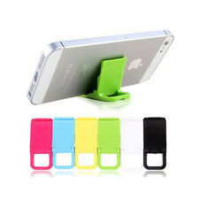 2PC Universal Plegable Mini Teléfono Móvil Estar De Pie Soporte De Sobremesa HOT