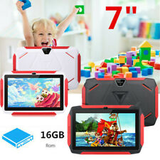 "7"" Kinder Tablet PC WLAN Android 9.0 Quad-Core 2-Kamera Bluetooth MINI PAD NEU"