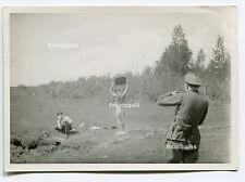 Foto Russland , Nackter deutscher Soldat , Nackt , Nude HPD3040